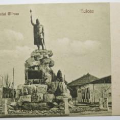Tulcea - Monumentul Mircea, necirculata