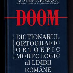 DOOM 2, Dictionarul ortografic, ortoepic si morfologic al limbii romane, 2010