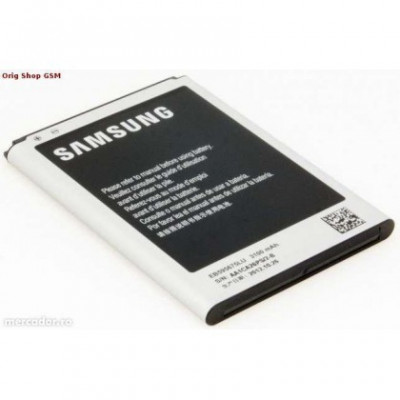 Acumulator Samsung EB595675L (N7100) Original Swap foto