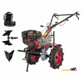 Motocultor Weima WM 1100C 6 Viteze+Roti Metalice+Plug Reversibil + Rarita Fixa
