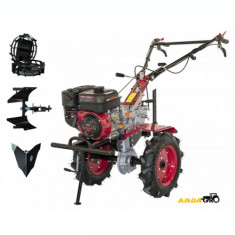 Motocultor Weima WM 1100C 6 Viteze+Roti Metalice+Plug Reversibil + Rarita Fixa, 7 CP