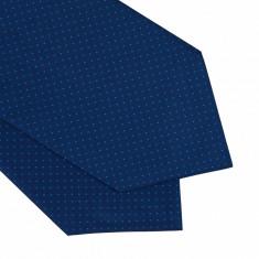Cravata bleumarin esarfa Bernstein
