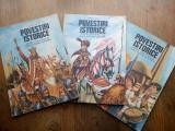 DUMITRU ALMAS - POVESTIRI ISTORICE, SET 3 VOLUME /aiuritul99