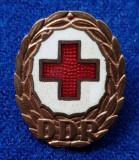 Insigna Donator Onorific - CRUCEA ROSIE Medicina Sanitare Donator de sange #27