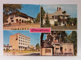 Campina - imaginii multiple - Carte postala ciculata 1979, Circulata, Fotografie