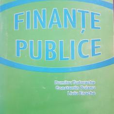 FINANTE PUBLICE - Tudorache, Puianu, Enache