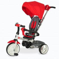 Tricicleta Coccolle Urbio pliabila - Rosu