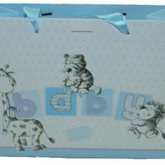 Punga pentru cadouri-Meidi Baby Boy PCM17AL, Albastru