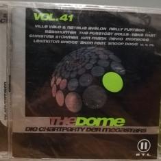 The Dome vol 41 - Selectii - 2CD - (2007/EMI/Germany) - CD ORIGINAL/Sigilat/Nou, emi records