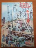 Stiinta si tehnica pentru tineret decembrie 1949-art. troleibusul,stalin