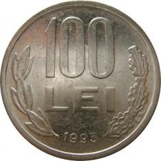 Romania 100 lei 1993 * cod 100