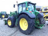 Tractor John Deere 6620 Premium, an  2007, AC, 135 CP, 4x4 + incarcator JD 663, PilotOn