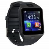 Ceas Smartwatch DZ09, BT, Camera 1.3MP, 1.54 Inch, Garantie 2 ani, Aluminiu