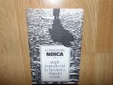 SIMPLE INTRODUCERI LA BUNATATEA TIMPULUI NOSTRU -CONSTANTIN NOICA