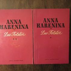 ANNA KARENINA -LEV TOLSTOI ( 2 VOL )