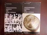 Cumpara ieftin MONUMENTELE PUBLICE ALE ARTEI ROMANE-NIELS HANNESTAD-VOL I SI II-R4E