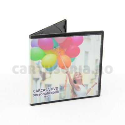 Carcase duble personalizabile PP DVD 5 mm foto