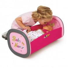 Jucarie Baby Nurse pat balansoar plastic 220313 Smoby