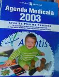 AGENDA MEDICALA 2003