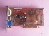 placa video pc- agp -  de 128 mb