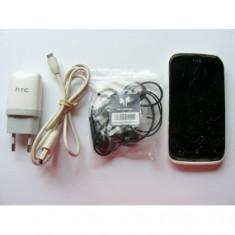 Telefon HTC Desire X (Touchscreen Spart) Alb Swap