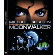 Michael Jackson Moonwalker (dvd)