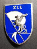 Insigna Regimentala Brigada 12 Mecanizata Franța Drago G 2282