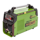 Invertor Procraft 285A, MMA , electrod 1.6-4.0 mm + Accesorii cadou