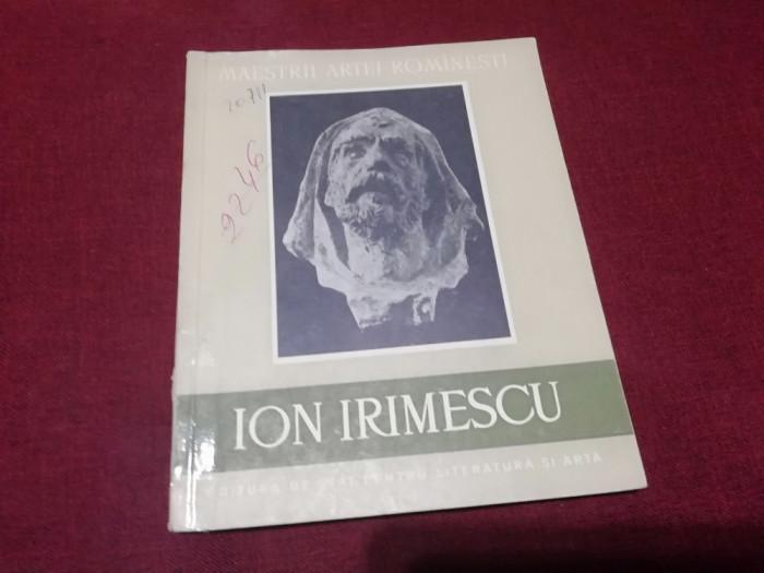 MARIN MIHALACHE - ION IRIMESCU