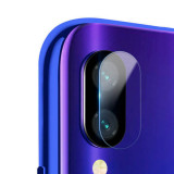 Protectie camera Xiaomi Redmi Note 7, folie clasic smart protection foto telefon