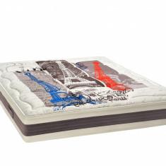 Saltea Paris Memory Latex, 20 cm