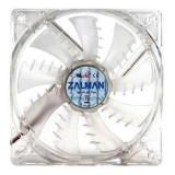 Ventilator Zalman ZM-F3 LED(SF) 120mm Shark Fin iluminare albastra