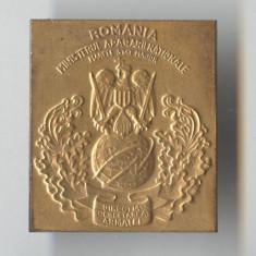 Insigna militara Ministerul Apararii Nationale - Marele Stat Major