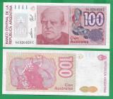 = ARGENTINA - 100 AUSTRAL – 1986 - UNC   =