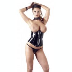 Set Corset + Bikini Latex