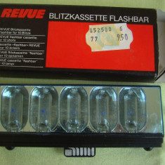 Caseta Blitz Flashbar REVUE - Vintage