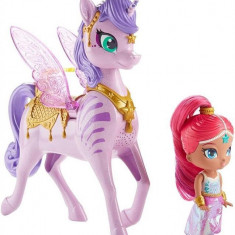 Set Jucarii Shimmer And Shine Zahora And Shimmer