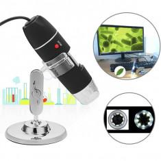 Microscop electronic factor de marire 1000x USB