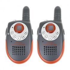 Aproape nou: Statie radio PMR portabila Stabo Freecomm 150 0.5W Hi/Lo 8CH set cu 2