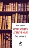 O istorie descriptivă a literaturii române. Epoca premodernă
