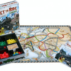 Ticket to ride - Europa PlayLearn Toys