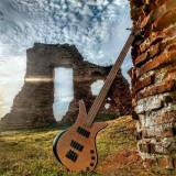 Chitara Bass (4 corzi) handmade