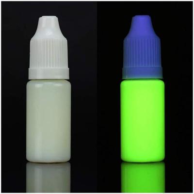 Cerneala UV invizibila Yellow pentru imprimante Epson foto