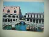 HOPCT  74266  PALATUL DUCAL VENEZIA/VENETIA  -ITALIA-STAMPILOGRAFIE-CIRCULATA, Necirculata, Printata