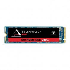 SSD Seagate Ironwolf 510 240GB PCI Express 3.0 x4 M.2 2280