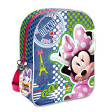 Ghiozdan mic, Minnie Mouse, 1 compartiment, 31x25x10 cm
