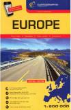 Atlas Rutier Europa (mare)