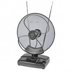 Antena de camera, amplificator reglabil, 32 dB, 75 ohmi, Home
