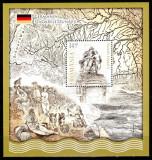 Romania 2010, LP 1864, Stemele Dunarii I, colita, MNH! LP 18,10 lei, Nestampilat