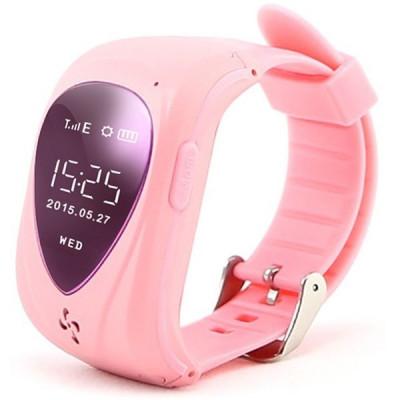 Resigilat! Ceas GPS Copii iUni U11,Telefon incoporat, Alarma SOS, Pink foto